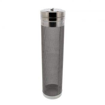 Dry Hop Filter With Lid For Keg Home Brew Stainless Steel Mesh High Quality