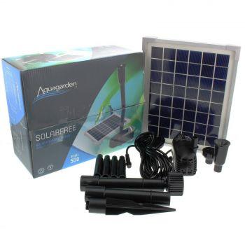 Solarfree 500 Solar Pump 470Lph 0.9m Head Aquagarden Water Feature Pond Solar