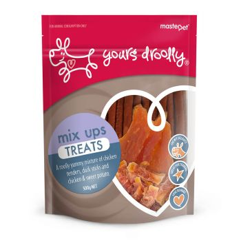 Yd Dog Treat Mix Ups 500G