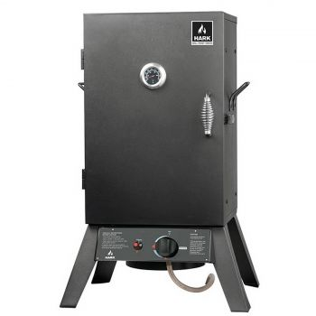 Hark Patio Gas Smoker Barbecue BBQ Barbeque Smoking Professional 1 Year Warranty