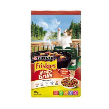 Friskies Meaty Grills 10Kg