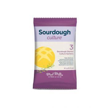 Mad Millie Sourdough Yeast/Culture 2.7G 3Pk
