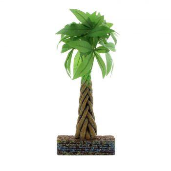 Marina Braided Money Tree 3L Non-Toxic Silk Resin Betta Friendly Ornament