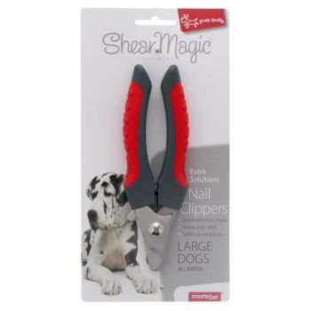 Shear Magic Dog Nail Clippers Large Carefully Designed Sharp Easy Grooming