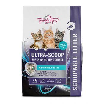 T&T Cat Litter Ultra Scoop 10L