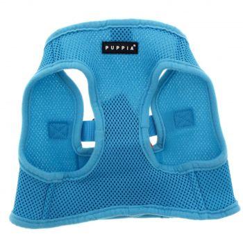 Puppia Dog Puppy Soft Vest Blue XL Polyester Air Mesh Superior Comfort