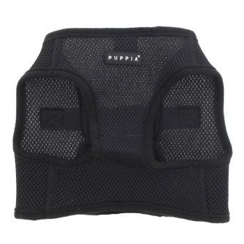 Puppia Dog Puppy Soft Vest Black XL Polyester Air Mesh Superior Comfort