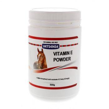 Vitamin E Natural 500g Antioxidant Immunity Fertility Cardiovascular Health