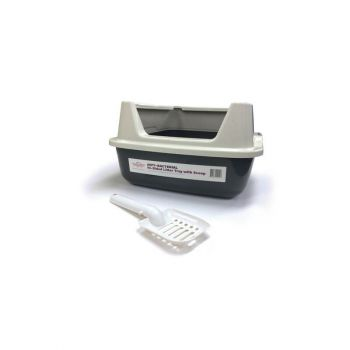 Litter Tray High Sided W/Scoop T&T