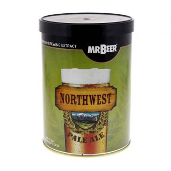 Mr Beer Northwest Pale Ale Extract Kit Includes Yeast Home Brew