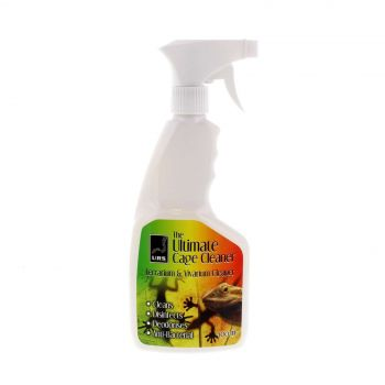 Ultimate Cage Cleaner 500ml Reptile Terrarium Health Cleaning Sanitise