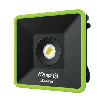 iBeamie LED Cordless Portable 30 Watt Light iQuip Impact Resistant Work Light