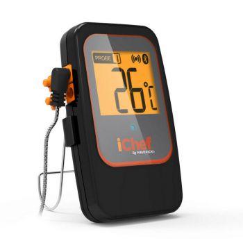 Ichef Extended Range Bluetooth Thermometer Bt-600