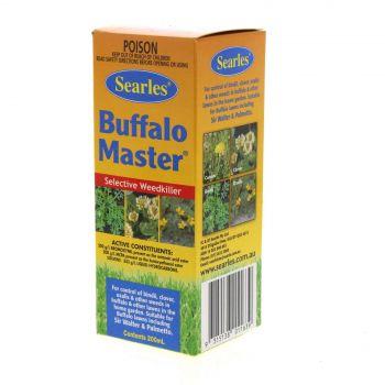 Searles Buffalo Master 200ml Herbicide Bindii Oxalis MCPA Bromoxynil Weed Killer