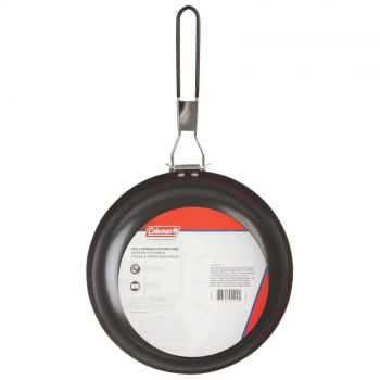 Coleman Accessory Non-Stick Frying Pan 30CM Fold Away Dining Camping Outdoors