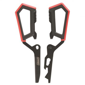 Coleman Accessory Rugged Multi-Use Scissors 12-In-One Wrench Knife More Camping