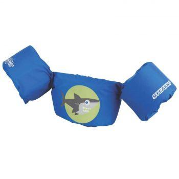 Coleman Puddle Jumper Cancun Nylon Shark Australian Standard Floaty Swimming