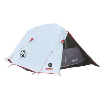 Coleman Tent Pop Up Darkroom 2 Person Blocks 90% Sunlight Camping Outdoors