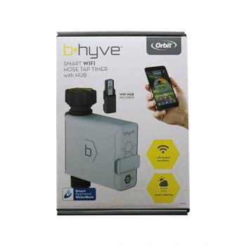 Orbit B-Hyve Smart Watering Tap Timer W/Hub