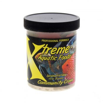 Xtreme Fish Food Commcrave Flakes 28G Premium Quality Made In USA
