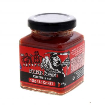 Reaper Paste Extremely Hot Carolina Reaper Worlds Hottest The Chilli Factory