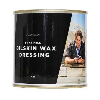 Styx Mill Oilskin Replenishing Wax 250G Increase Longevity Made In New Zealand