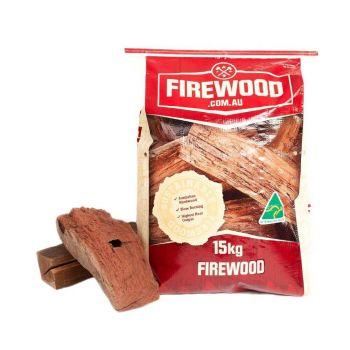 Firewood Bagged Australian 15kg