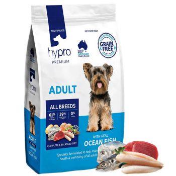 Yummi Hypro Dog Food; Adult Dog Food; Ocean Fish Dog Food; All Breed Dog Food; Dry Dog Food
