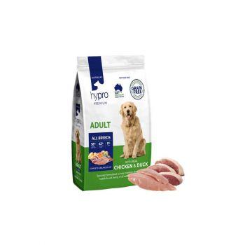 Yummi Hypro Dog Food; Adult Dog Food; Chicken & Duck Dog Food; All Breed Dog Food; Dry Dog Food