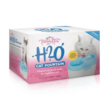 T&T Cat Water Fountain H20 240 Volt