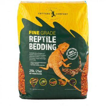 Critters Comfort Reptile Bedding Fine 20Lt Kongs
