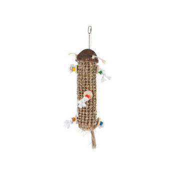Penn Plax Kabob Natural Weave Large Bird Toy