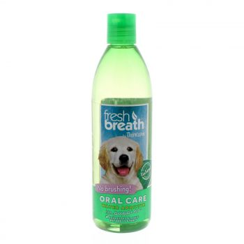 Tropiclean Fresh Breath Water Add Puppy 473ml Tropiclean Healthy Pet Treatment