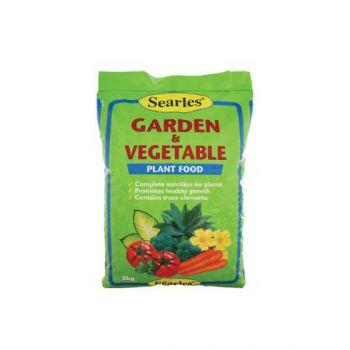 Garden & Vegetable Plant Food 5Kg Searles