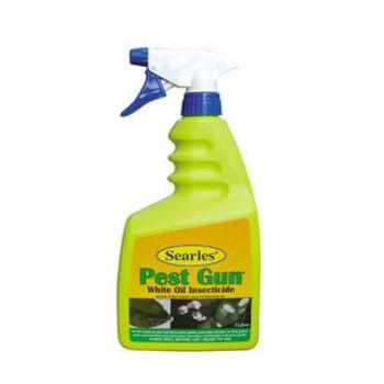 Pest Gun White Oil Rtu 1L Searles