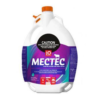 Io Mectec Cattle Pour On 5L