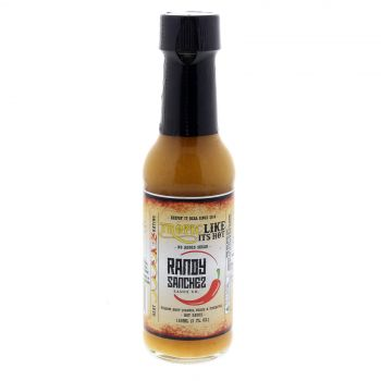 Randy Sanchez Tropic Like Its Hot Hot Chilli Sauce Authentic Spicy Food