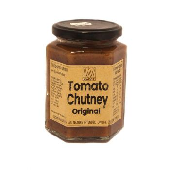 Wwhat Tomato Chutney Original 300G