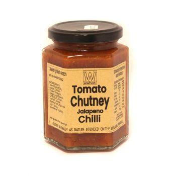 Wwhat Tomato Chutney Jalapeno Chilli 300G