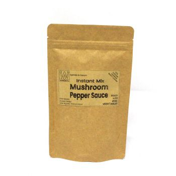 Wwhat Mushroom Pepper Sauce Instant Mix