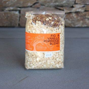 Wildings Porridge Fig Vanilla 500G