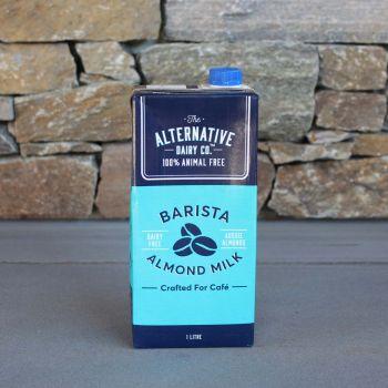 The Alternative Dairy Company Barista Almond Milk 1 Litre