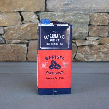 The Alternative Dairy Company Barista Oat Milk 1 Litre
