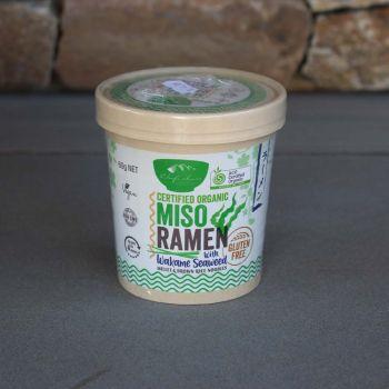 Chef's Choice Miso Ramen Soup W/Wakame Seaweed 60G
