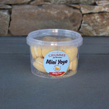 Mini Yo Yo Gluten Free 180G Crumms