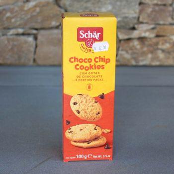 Schar Choco Chip Cookies 100G