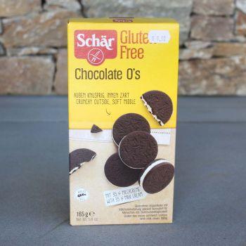Schar Chocolate O`S 165G