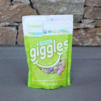 Yum Earth Organic Sour Giggles 142G