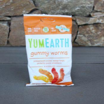 Yum Earth Gummy Worms 71G