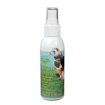 Hutch Clean Disinfectant Cleanser Small Animal 100ml Vetafarm